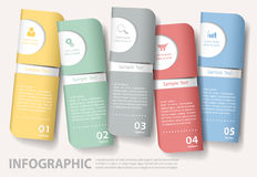 Design clean banners template/graphic. Stock Photography