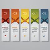 Design clean number banners template/graphic or website layout. EPS 10 vector illustration
