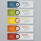 Design clean number banners template/graphic or website layout. EPS 10 stock illustration