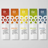 Design clean number banners template/graphic or website layout. Traditional Thailand contemporary style. Stock Photo