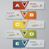 Design clean number banners template/graphic or website layout. Vector. EPS 10 Stock Photos