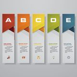 Design clean number banners template/graphic or website layout. Vector. EPS 10 Royalty Free Illustration