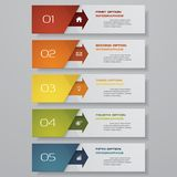 Design clean number banners template. Vector. Design clean number banners template/graphic or website layout. Vector. EPS 10 stock illustration