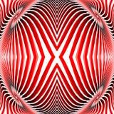 Design colorful illusion background Stock Image