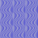 Design colorful seamless wavy pattern Stock Photo
