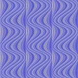 Design colorful seamless wavy pattern Stock Photo