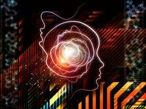 Virtual Human Technology Stock Images
