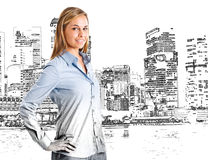 Design concept Royalty Free Stock Photography
