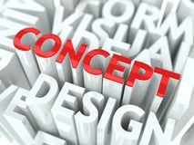 Design Concept. Stock Photo