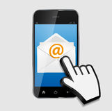 Design Concept Email Write Icon Vector Royalty Free Stock Images
