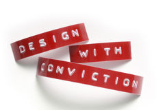 Design With Conviction Stock Images