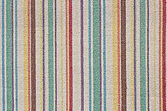 Design of cotton fabric texture for pattern and background Stock Photography