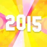 2015 Design Stock Photography