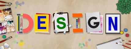 Design Creative Ideas Planning Creativity Concept Stock Images