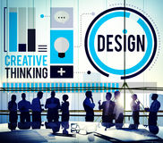 Design Creativity Thinking Ideas Designer Concept Stock Photography