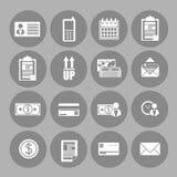 Design d'entreprise Photographie stock libre de droits