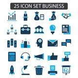 Design d'entreprise réglé d'icône illustration libre de droits