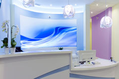 Design de interiores Imagens de Stock Royalty Free