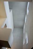 Design de interiores de Haus Moholy-Nagy/Feininger em Dessau-Rosslau Fotografia de Stock Royalty Free