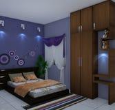 Design de interiores do armário | Arquitetos ideais Ltd do toque Imagem de Stock Royalty Free