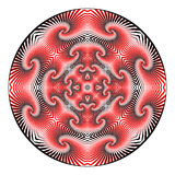 A design decorative circle element Stock Photography