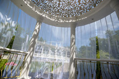 Design der Palastfeiern Stockfoto