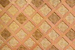Design der Wand für Muster und Hintergrund Stockfotografie