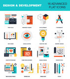 Design and Development Stock Photo
