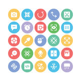 Design & Development Vector Icons 12 Royalty Free Stock Photo