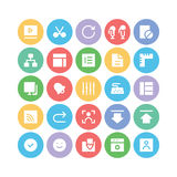 Design & Development Vector Icons 5 Stock Photo