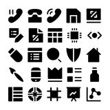 Design & Development Vector Icons 6. Hope you find great use of these Design and Development icons in your next project stock images