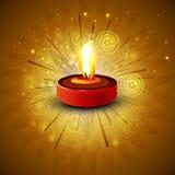 Design for diwali festival Stock Images
