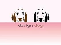 Design dog. Images design dog - Illustrations Royalty Free Stock Images