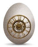 Design eggs. Egg designed as an artistic expression Royalty Free Stock Image