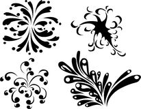 Design Element. Illustrations vector clip art of Design Element Stock Image