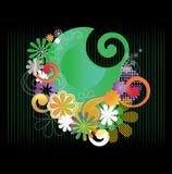 Design element. Background vector illustration Stock Images