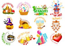 Design Element for Holidays Royalty Free Stock Photos