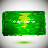 Design element ,rectangle Stock Images