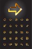 Design elements Stock Photography