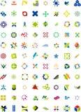 Design elements. Set. vector only stock illustration