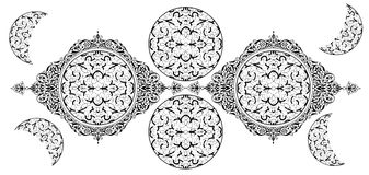 Design elements. Royalty Free Stock Image