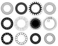 Design elements Stock Image