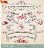 Design elements Royalty Free Stock Photos
