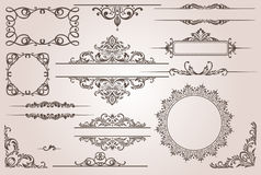 Free Design Elements Royalty Free Stock Image - 27302756