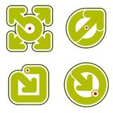 Design Elements 31b. Design Elements p.31b Arrows is a high resolution image with Photoshop path. I hope you enjoy Stock Photo