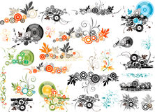 Design elements Stock Photos