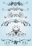 Design elements stock illustration