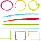 Design elements Stock Images