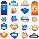 Design elements Stock Photos