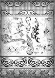 Design elements collection Stock Photos